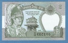 Nepal 1987-87 2 rupees