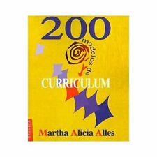 200 Modelos de Curriculum (Spanish Edition)-ExLibrary