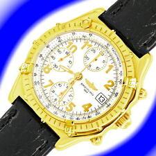 Breitling Armbanduhren mit Massivgold-Armband für Herren