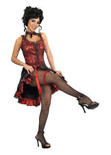 New Womens Secret Wishes Can Can Dancer Rubies Costume XSmall 0-2