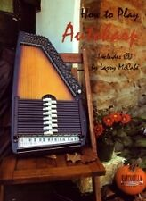 HOW TO PLAY AUTOHARP McCabe Book & CD