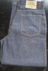 Mens NEW Bandit 100% Cotton 5 Pocket Jeans 32/32 new no tags BANDIT JBK