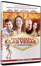 Dvd UNA RAGAZZA A LAS VEGAS - (2012) *** Contenuti Speciali *** ......NUOVO