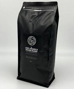 Planet Java 100% Arabica House Blend Coffee Beans (1kg) - Artisan Hand Roasted