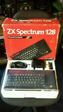 RARE VINTAGE SINCLAIR ZX SPECTRUM 128 TOAST RACK (MINT BOXED)