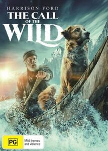 The Call Of The Wild (Dvd, 2020) NEW