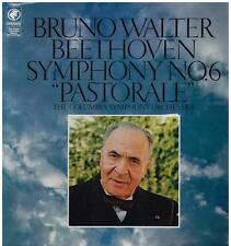 Beethoven: Sinfonia N. 6 Pastorale / Bruno Walter, Columbia Symphony Orch. - LP