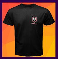 Pontiac Fiero GT Pegasus Emblem Car NEW Black Men's T-Shirt S M L XL 2XL