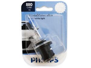 880/881 Philips Crystalvision Ultra Fog Light Bulb Single Blister Pack 880CVB1