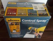 Wagner control spray. Model 0417201. NEW OPEN BOX