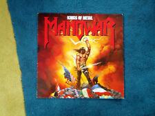 Vinyl LP   MANOWAR   KINGS OF METAL   Mit OIS   Heavy Metal