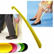 Plastic Shoe Horn Remover Disability Mobility Aid Flexible Stick Hot Shoespooner