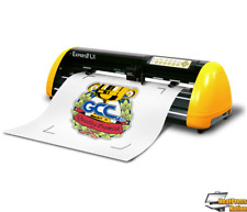 GCC Expert II 24 LX Vinyl Cutter Plotter Contour Cutting
