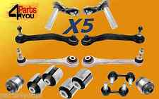 BMW X5 E53  REAR SUSPENSION ARM WISHBONE CONTROL SET KIT LINKS BUSH BALL JOINT R