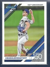 2019 Donruss 150th Anniversary Variations #133 Walker Buehler 070/150
