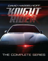 Knight Rider: The Complete Series (16 Disc) DVD NEW