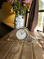 Seiko Modern Quartz Mantle Clock Alarm Works but Time Dial hands need Repair?