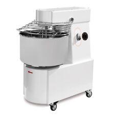 Teigknetmaschine Teigmaschine Teigkneter mit Rädersatz und Timer 230 V Gastlando
