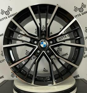 4 Cerchi in lega BMW X1 X2 X3 X4 SERIE 3 5 2017> SERIE 2 DA 18 NUOVI OFF MAK K