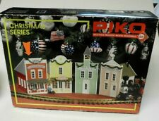 PIKO G Scale Garden Railroad Christmas Weather Proof Santa's Workshop Complete