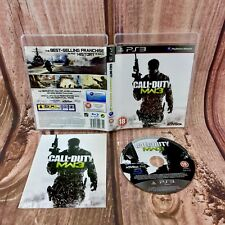 Call of Duty Modern Warfare 3 PS3 Playstation 3 Video Game Fast Free Post 👀 mw3