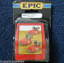1994 epic imperial guard whirlwind citadel space marine 6mm 40k warhammer mib gw