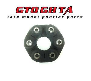 2005-2006 Pontiac GTO Driveshaft Rubber Flex Disc Coupler Doughnut Drive Shaft