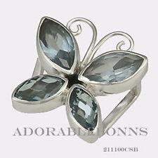 flutter Slide Charm 211100Csb *Retired* Authentic Lori Bonn Sterling Silver All