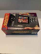 Sega Nomad complete in box