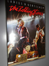 DVD THE ROLLING STONES LADIES & GENTLEMEN TV SORRISI E CANZONI