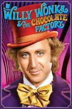 WILLIE WONKA AND THE CHOCOLATE POSTER GENE WILDER 24X36 NEW FREE SHIPPING