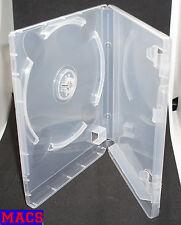 Hülle transparent durchsichtig für 1 Blu Ray / DVD / CD Disc und USB Stick Neu
