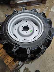 Schlepper-Reifen Traktorreifen BKT TR-171 8.3-20 mit Felge