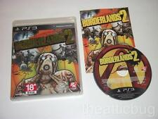Sony Playstation 3 / PS3 ~ Borderlands 2 ~ Asian release ~ Mint