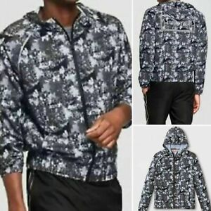 Hunter for Target Performance Hooded Jacket NWT - Gray Camo - Large