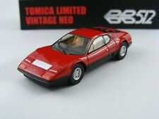 Ferrari BB512 in rot, Tomytec Tomica Limited Vintage Neo,1/64