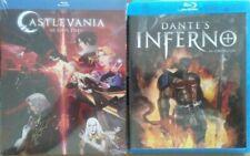 Castlevania season 2 & Dante's Inferno (Bluray set)