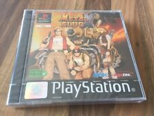 PS1:    METAL SLUG X      PAL EUR           NEUF/NEW!!!