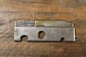 Vintage 1919/20 JIGGER Folding Pocket Multi Tool - Bottle Opener/Cigar Cutter