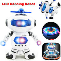 Toys For Boys Robot Kids Dancing Robot 2 3 4 5 6 7 8 Year Old Age Cool Toy Xmas