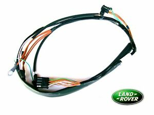 Land Rover Defender 2.5TD Engine Wiring Harness 45amp Less Air Con - Gen PRC4785