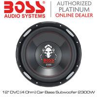 "Boss Audio Phantom Series - 12"" DVC (4 Ohm) Car Bass Subwoofer 2300W"