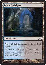 x4 Dimir Guildgate MTG Gatecrash M/NM, English