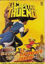 EL CAPITÁN TRUENO (ed. histórica) nº:  57 (de 148 d colección completa. B, 1987)