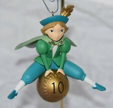 Hallmark Ten Lords a Leaping - Series: 12 Days of Christmas 2020 Ornament