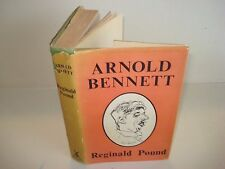 1952 ARNOLD BENNETT Biography by Reginald Pound ILLUSTRATED Book UK 1st Edition