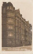 London Real Photo Postcard. Burton Court, Chelsea. Johns.  c 1910