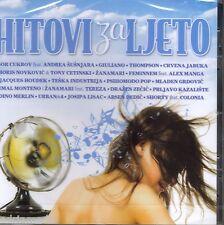 CD Hitovi za ljeto 2009 Thompson Tereza Drazen Kroatien Adria Best Music Colonia