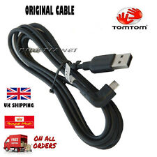 GENUINE TOMTOM GO600 / GO610 / GO51 / USB CAR CHARGER DATA CABLE