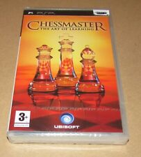 Chessmaster: The Art of Learning (Sony PSP) Brand New / Fast Shipping